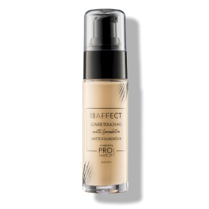 AFFECT Cover Touch HD Matte Foundation Tone 1