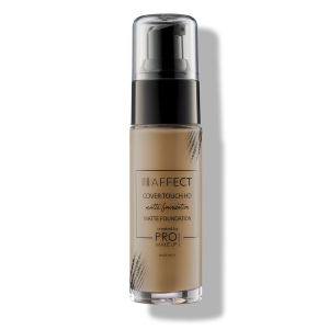 AFFECT Cover Touch HD Matte Foundation Tone 4