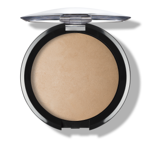 Mineralny puder wypiekany T-0001 Baked Petal beżowy