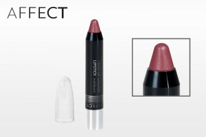 AFFECT Pomadka Twist-Up Colour Lipstick Classic